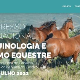 Congrès International d'équinologie et de tourisme équestre de Viana do Castelo -1,2,3 Juillet 2021