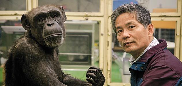 Conférence « Langage et cognition/primates et équidés » le 7 janvier 2016, invité d'honneur Pr. Tetsuro Matsuzawa