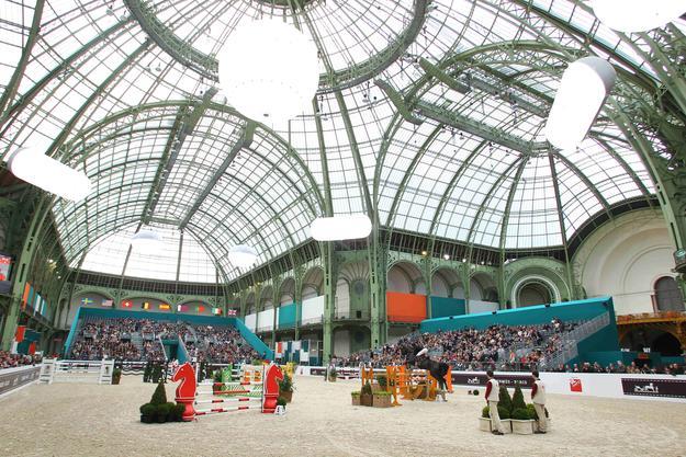 Retour sur le Saut Hermès au Grand Palais, 18-20 mars 2016