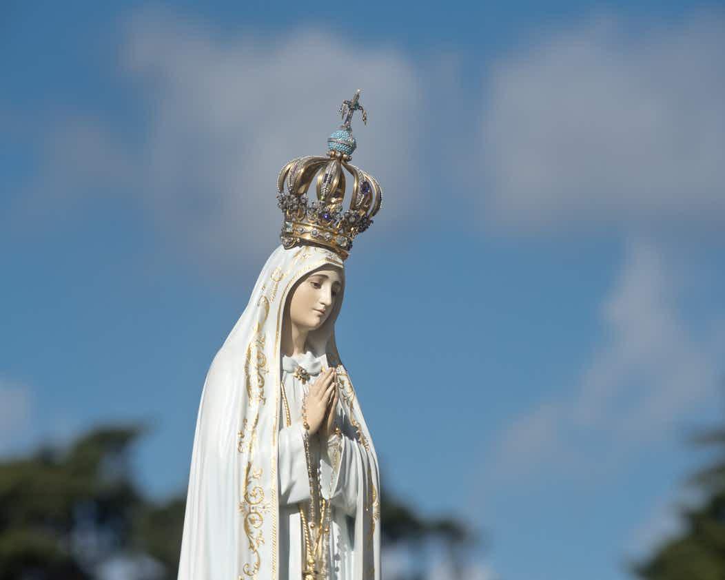 Commémoration des 700 ans de l'ordre du Christ, des apparitions de Fatima et Akita à l'église  de Sainte Thérèse de Joncherolles à Pierrefitte