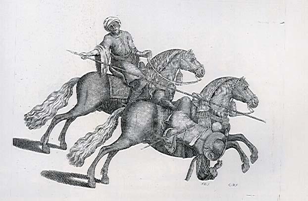 Communication sur l'équitation à la gineta le 18 novembre à Lille