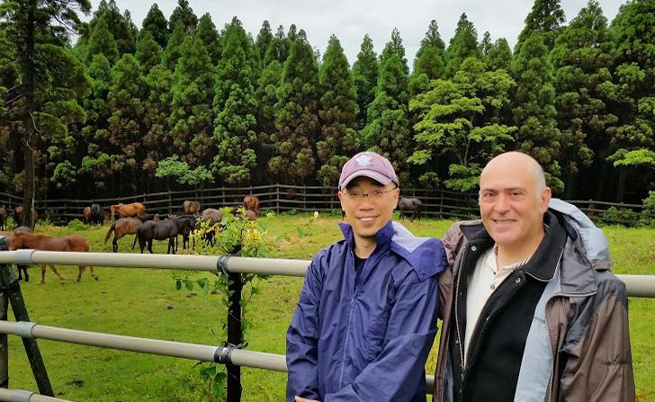 Voyage d'étude au Japon mai 2015