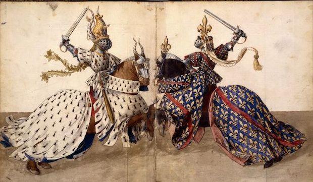 L'équitation médiévale sera enseignée en Sorbonne – 2017